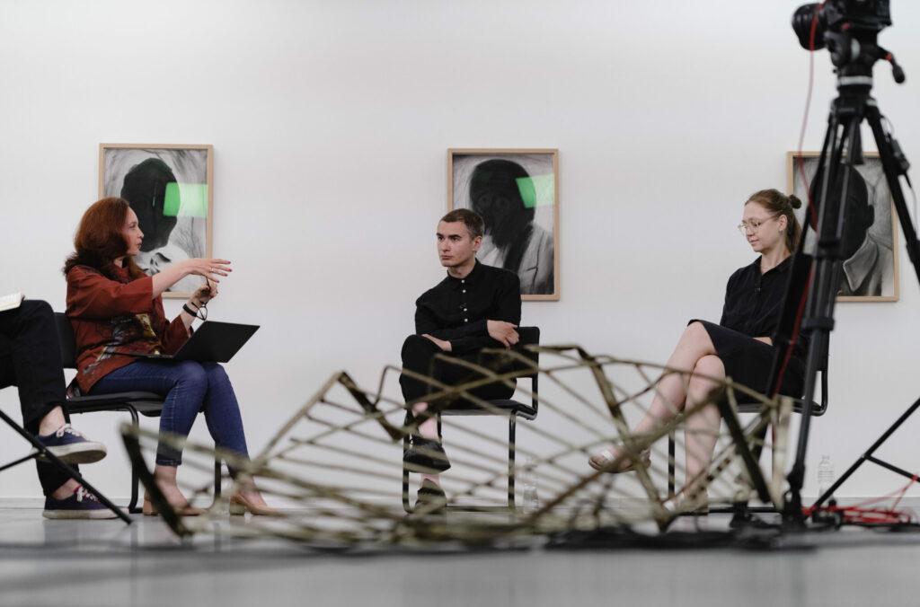 Дискусія «Історіографічний поворот у мистецтві» в PinchukArtCentre. Фото: Валентина Ростовікова