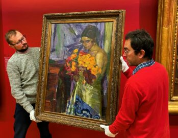 NAMU запустить колекцію NFT творів українського мистецтва