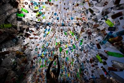 В Індонезії відкрили музей пластику
