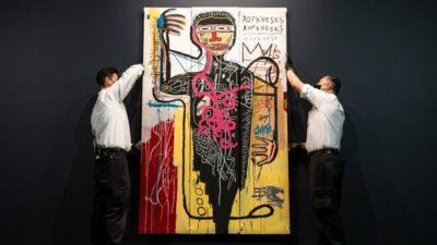 Sotheby's оголосив про реструктуризацію вечірніх аукціонів сучасного мистецтва