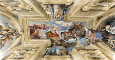 На торги виставили римську віллу з фрескою Караваджо