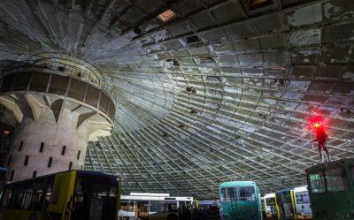 У Києві скасували проєкт оновлення модерністського автопарку