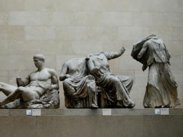 Великобританія відмовилася повертати мармур Парфенона Греції