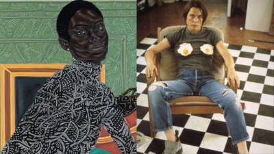 Кураторка Кеті Гессел запустила подкаст The Great Women Artists про видатних художниць