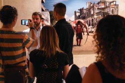Італійського фотографа усунули від участі у фотопремії через публікацію імен жертв зґвалтування