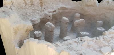 У турецькому храмі знайшли стовпи-фалоси