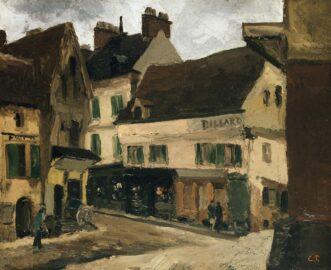 Галерея Берліна в межах реституції повернула картину Пісарро, а потім викупила її