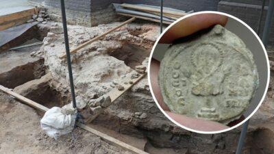 У «Софії Київській» знайшли єпископську печатку ХІ-ХІІ століття